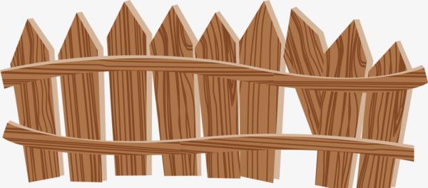 围栏 篱笆 木头 卡通篱笆             此素材是90设计网官方设计