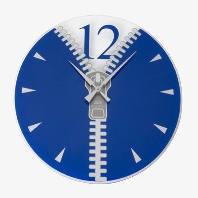 图片 装饰元素 > 【png】 拉链创意钟表