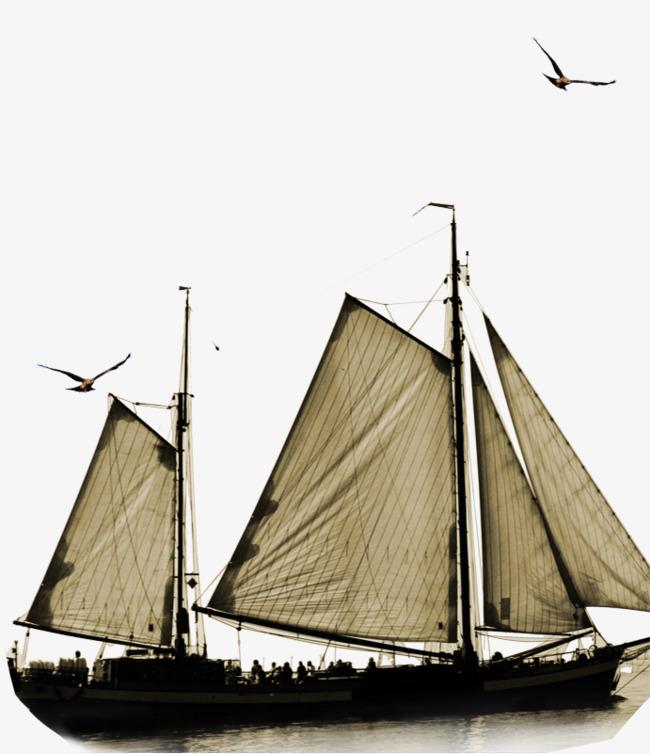 儿童手工制作船帆