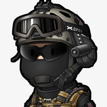 图片 > 【png】 酷酷武警  分类:手绘动漫 类目:其他 格式:png 体积