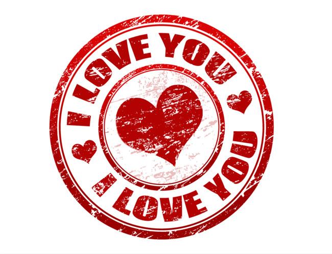 iloveyou艺术字体
