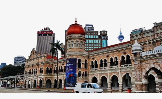 吉隆坡街景素材图片免费下载 高清装饰图案png 千库网 图片编号6407122