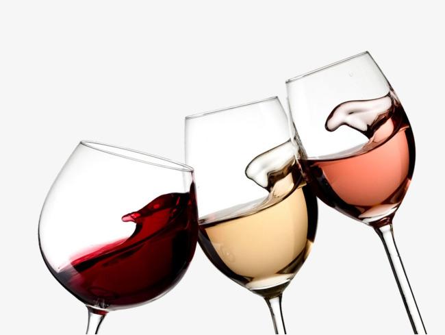 庆祝的红酒杯png素材-90设计图片