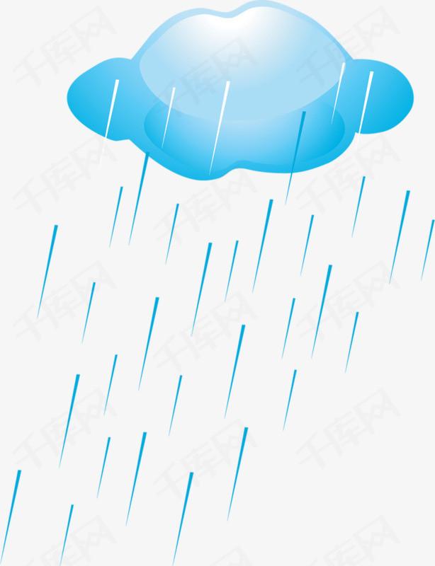 Дождик рисунок