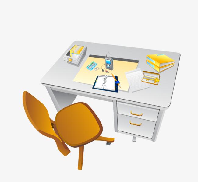 图片 > 【png】 办公室书桌  分类:手绘动漫 类目:其他 格式:png 体积