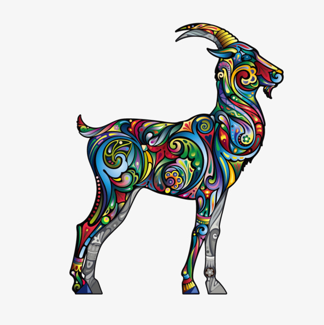 尺寸:896*896 90设计提供高清png手绘动漫素材免费下载,本次彩绘动物