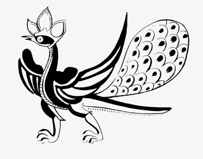 图片 > 【png】 黑白动物  分类:手绘动漫 类目:其他 格式:png 体积