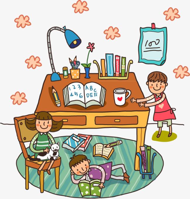 图片 > 【png】 卡通书桌矢量图  分类:手绘动漫 类目:其他 格式:png