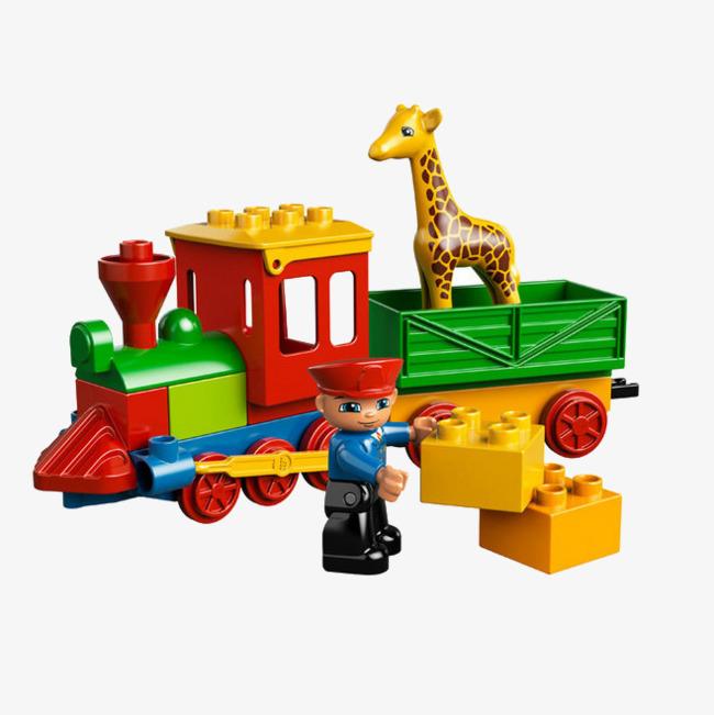 乐高玩具动物园系列
