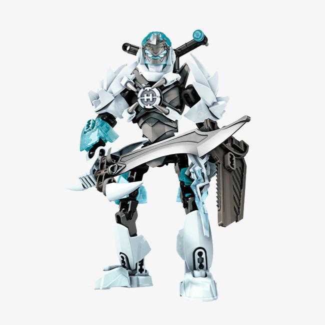 乐高正品机器人png素材-90设计