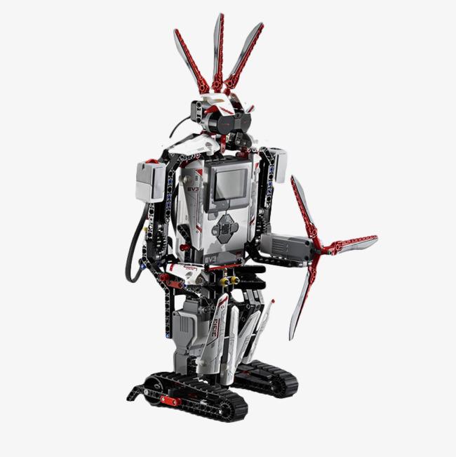 机器人主图_乐高机器人png素材-90设计