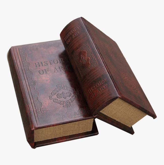复古书免抠素材免费下载