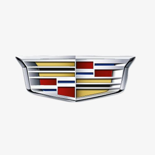 凯迪拉克汽车标志png素材-90设计