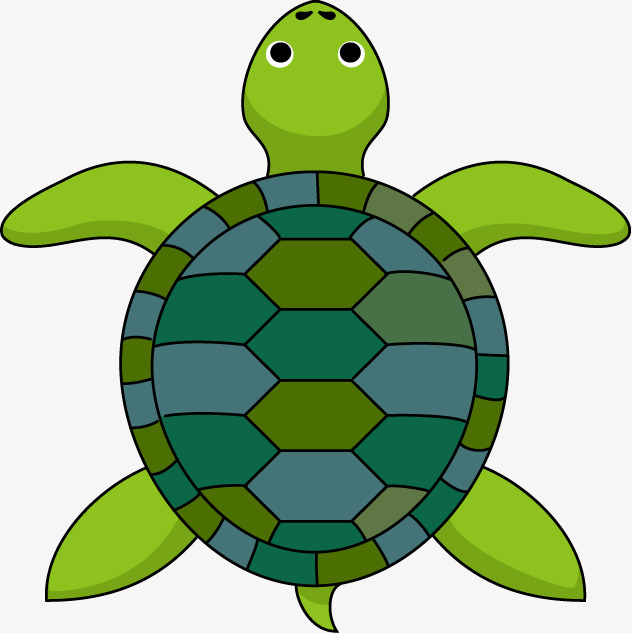 乌龟 可爱 图案设计 小乌龟             此素材是90设计网官方设计