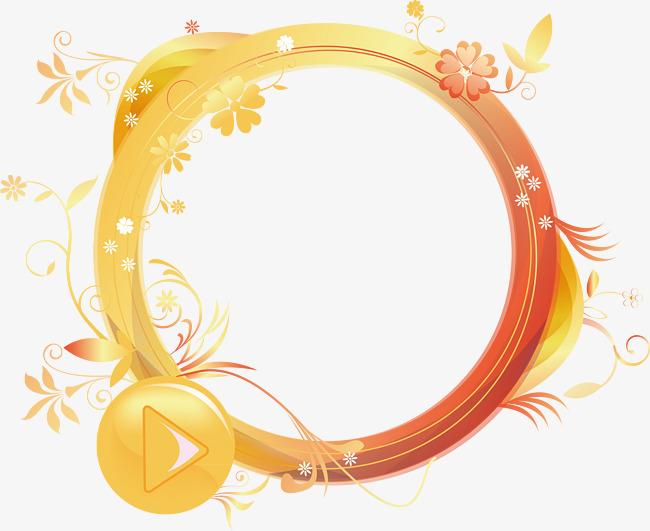 花枝缠绕时尚素材图片免费下载_高清png_千库网(图片