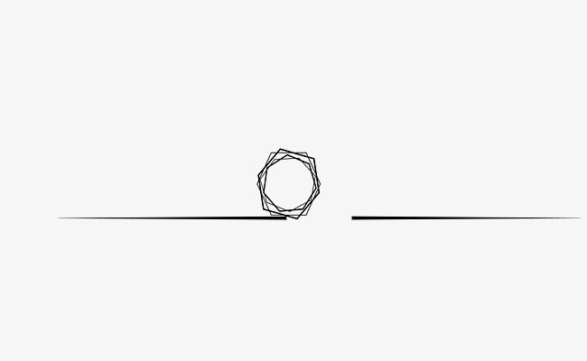 花环黑白边框