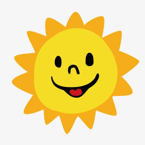 500*500 90设计提供高清png手绘动漫素材免费下载,本次卡通眼睛太阳作