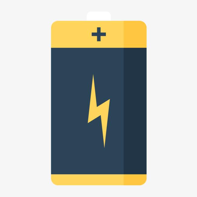 电池卡通图片素材_可爱电池卡通图片