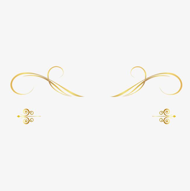 渐变彩带装饰png素材-90设计