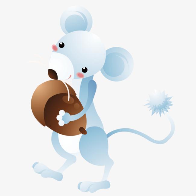 90设计提供高清png手绘动漫素材免费下载,本次抱着松子的老鼠作品为设
