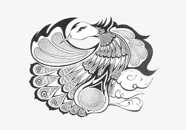 图片 > 【png】 手绘孔雀  分类:手绘动漫 类目:其他 格式:png 体积:0