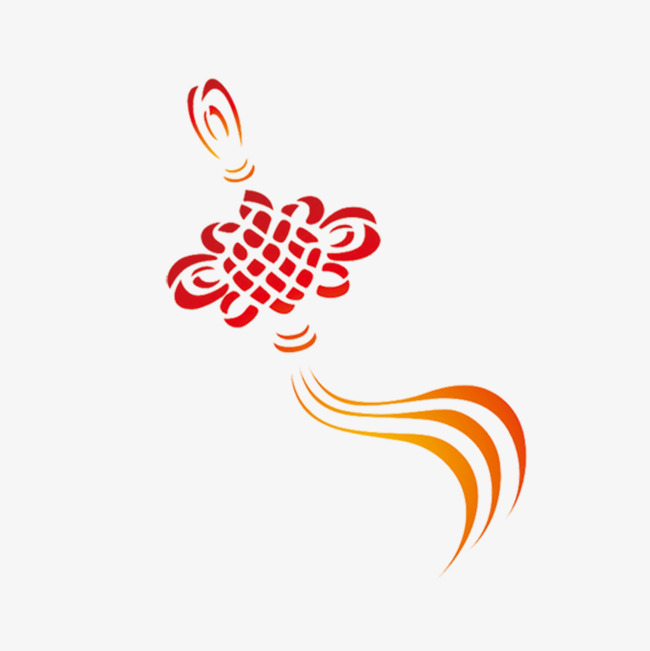 中国结创意装饰图图片