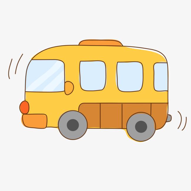 图片 > 【png】 卡通公交车  分类:手绘动漫 类目:其他 格式:png 体积