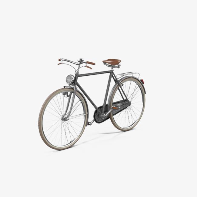 老式复古自行车