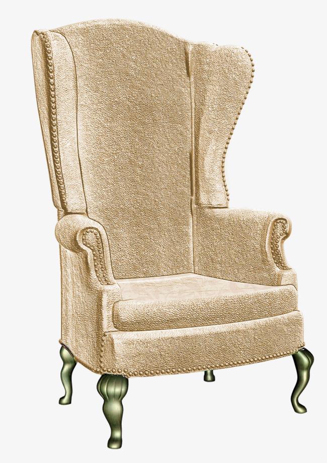 金色欧式椅子