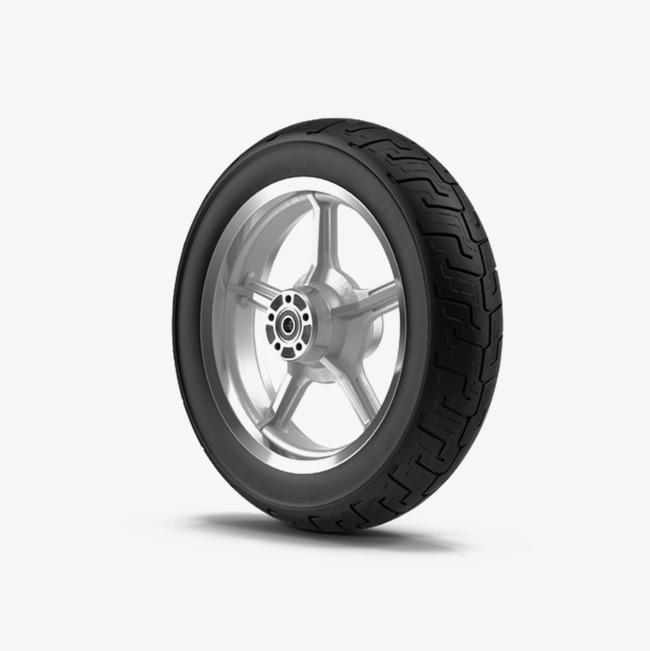 摩托车车轮图片