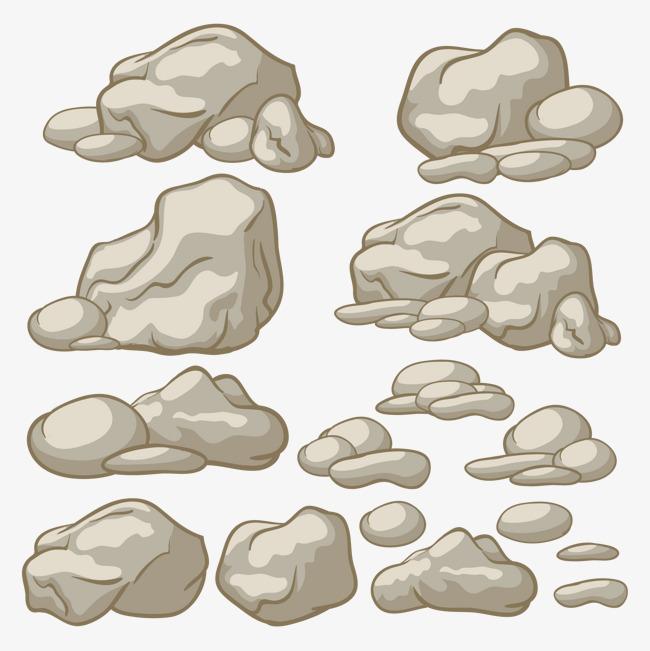 Pngpsd 6887922 - Dibujos de piedras ...