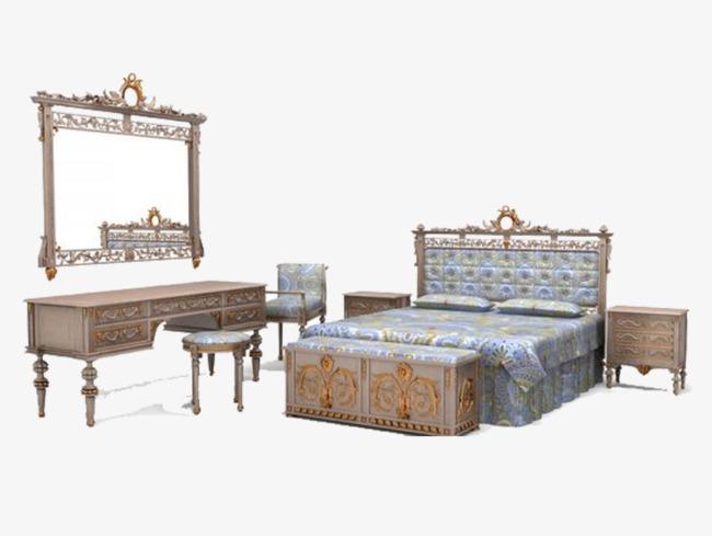 复古色家具