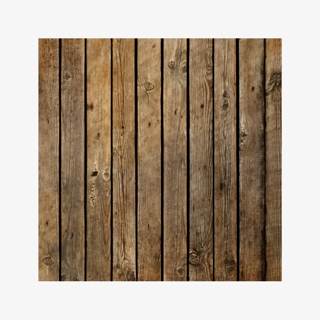 矢量自然原木素材木板实木图片