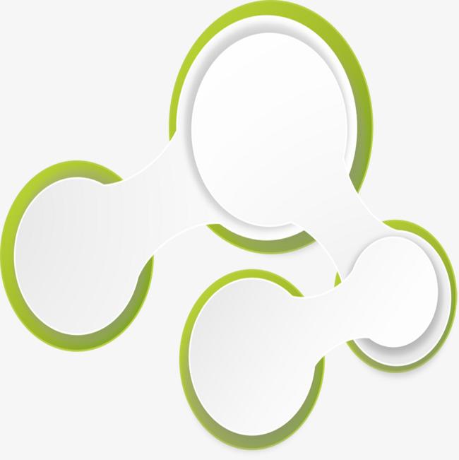 圆形流程图