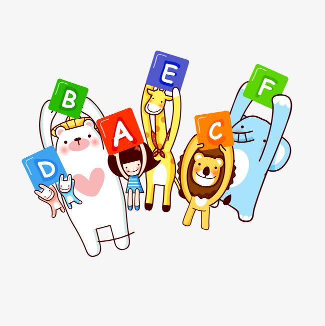 图片 卡通动物 > 【png】 动物英语  分类: 类目:其他 格式:png 体积