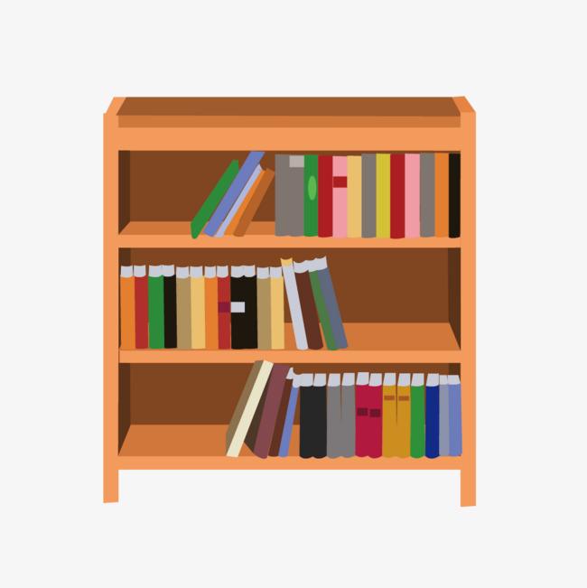 书架书本图片