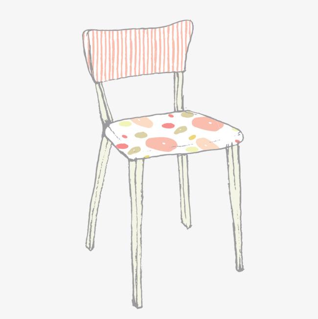 图片 > 【png】 手绘布椅子图像  分类:漂浮元素 类目:其他 格式:png