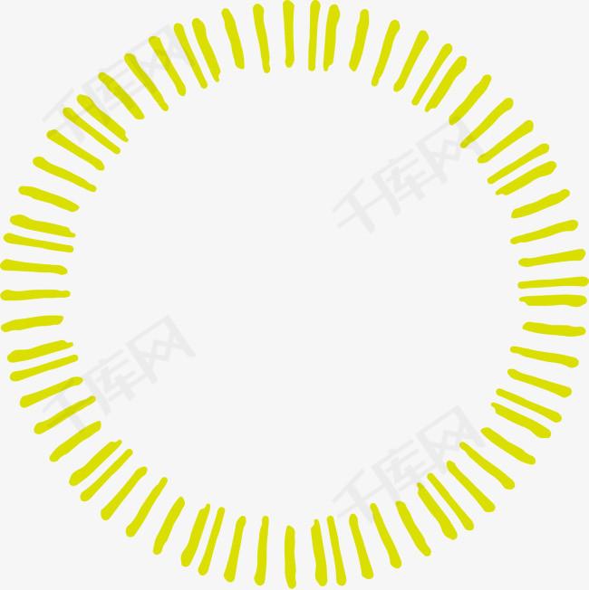 线条圆圈矢量虚线圆素材图片免费下载_高清图片pngpsd