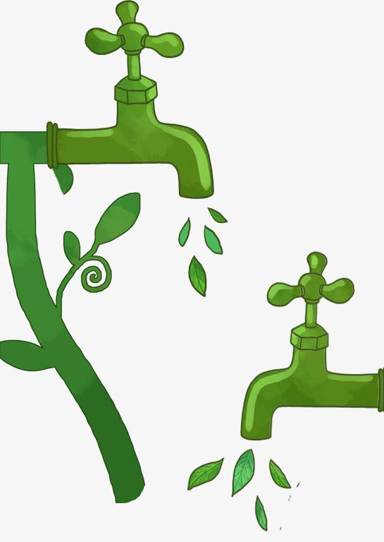 图片 > 【png】 节水环保海报  分类:手绘动漫 类目:其他 格式:png