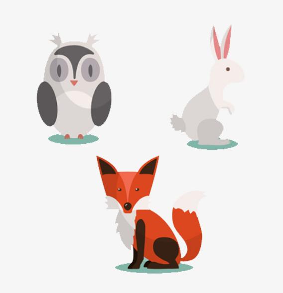 小动物素材