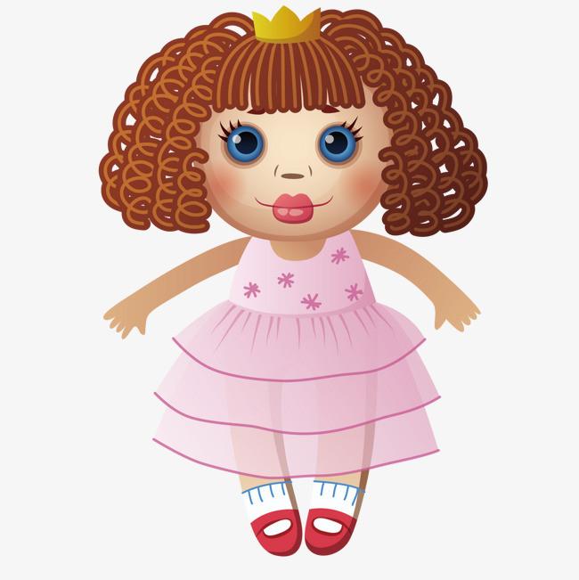 橡皮泥手工制作洋娃娃图片