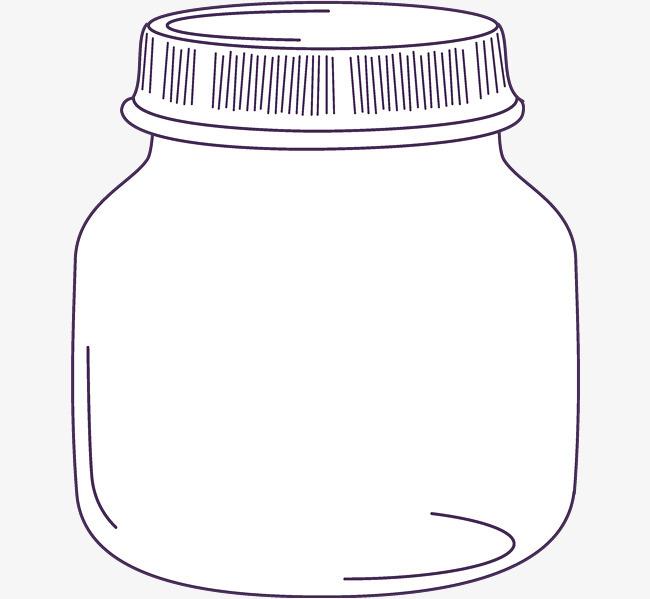 简笔画瓶子步骤图