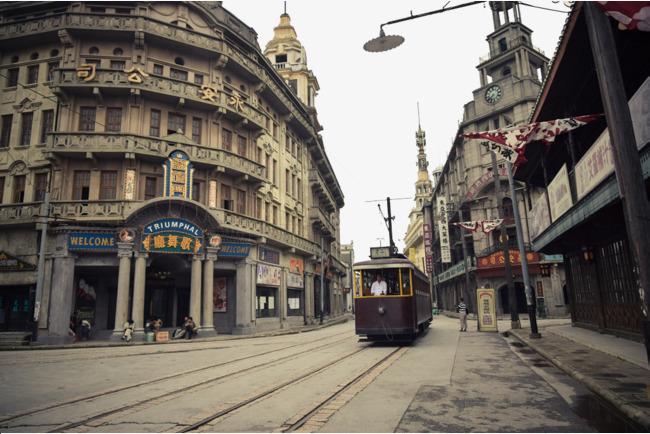 大上海复古街道