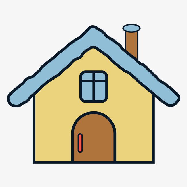 小房子素材
