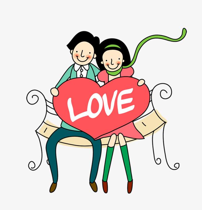 图片 卡通背景 > 【png】 卡通爱情  分类:手绘动漫 类目:其他 格式:p