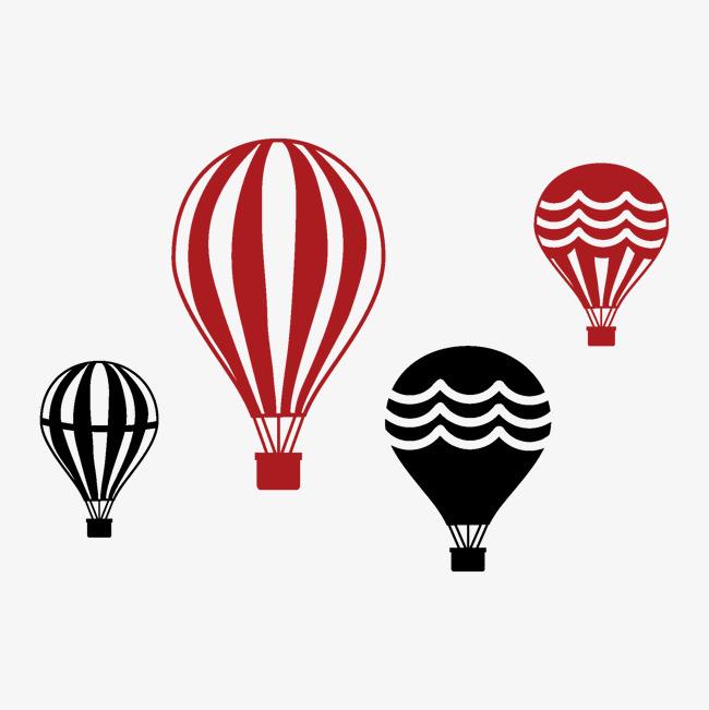 球 热气球 手绘 图案设计             此素材是90设计网官方设计图片
