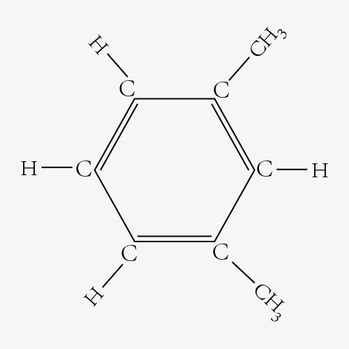 间2甲苯的分子结构式