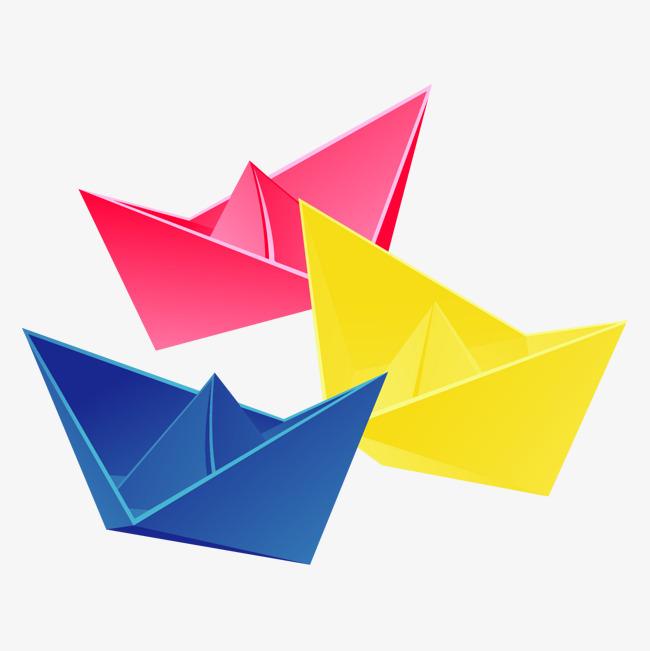 下载手工制作纸船