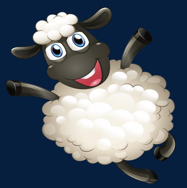 可爱小绵羊