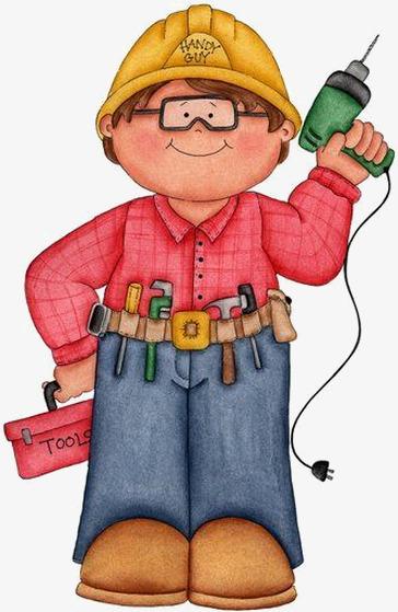 图片 > 【png】 戴安全帽的工人  分类:手绘动漫 类目:其他 格式:png图片